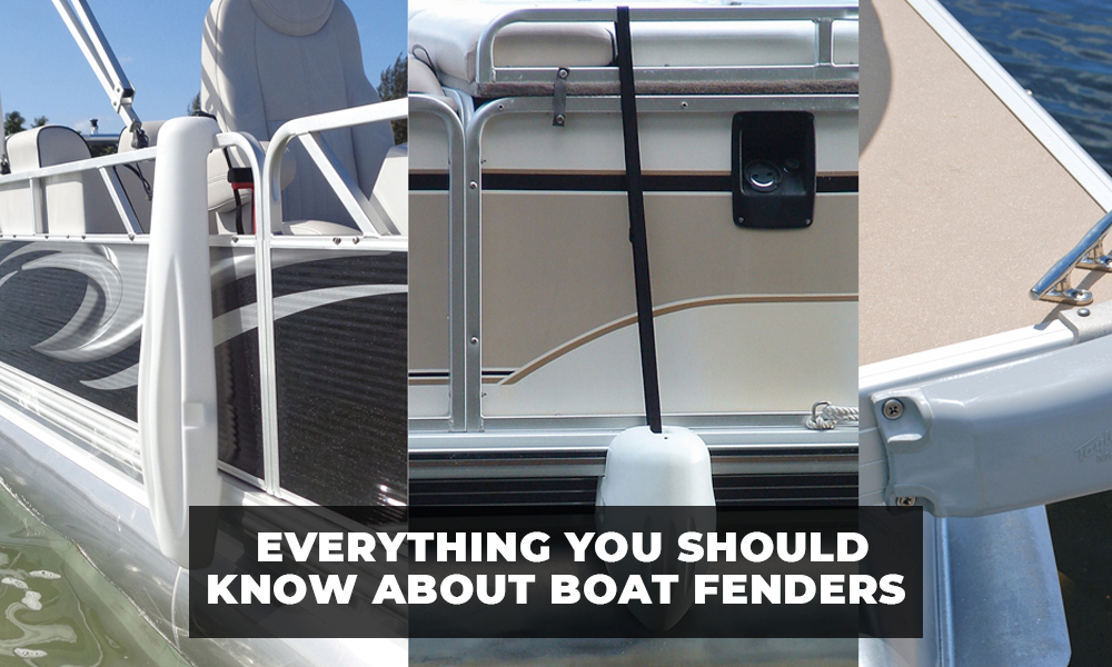 Everything you should know about Boat Fenders