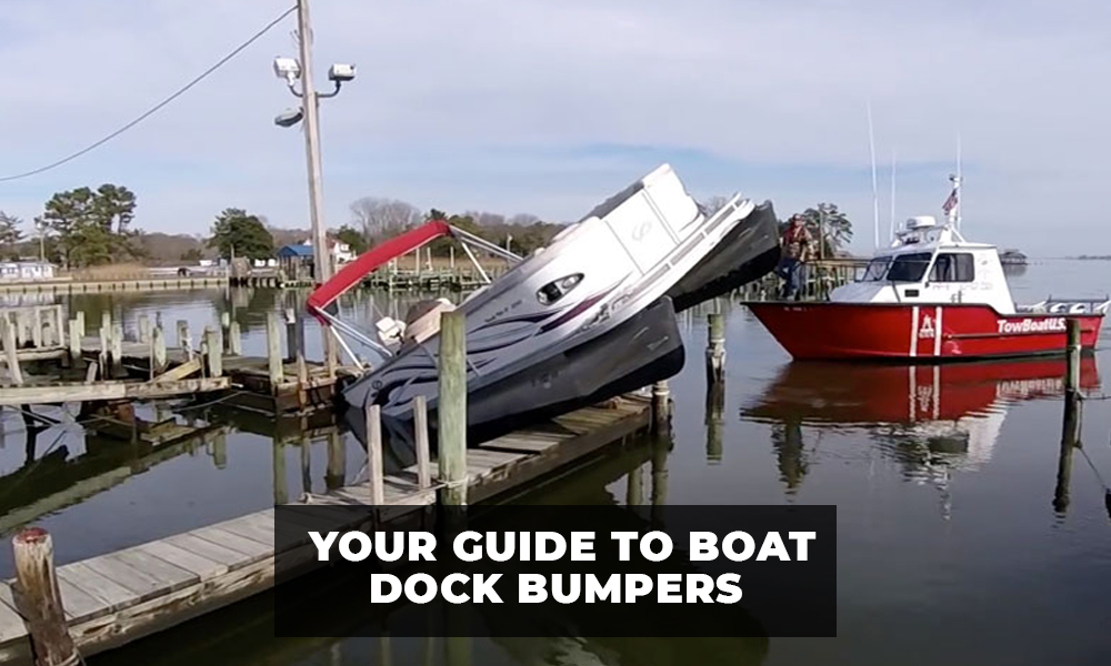 Your Guide to Boat Dock Bumpers