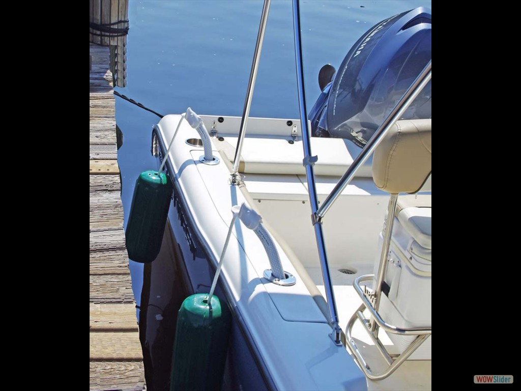 Quick Boat Fender w green boat fenders at wooden dock